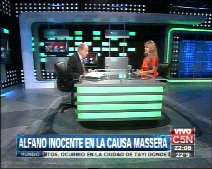 Graciela Alfano rompió el silencio en el debut de Chiche: No tengo trabajo
