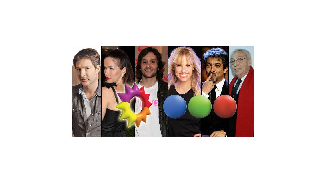 Las estrategias de Telefe y El Trece para febrero: preocupa el bajo encendido en tv