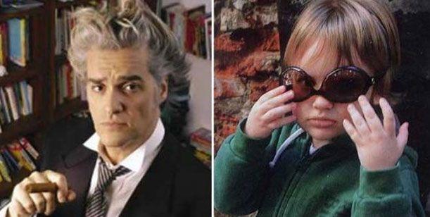 Roberto Pettinato, con su ácido estilo, contó el grave accidente de su hijito