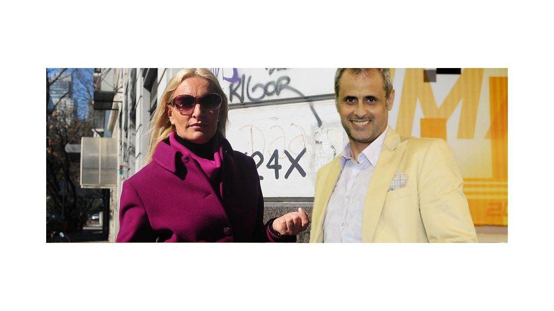 Silvia DAuro, la exmujer de Jorge Rial, declara hoy por el delito de extorsión