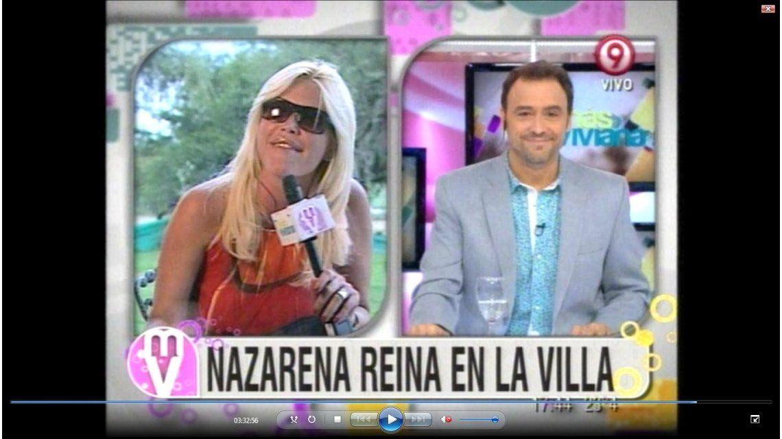 Nazarena aseguró que un productor la denunció ante la Asociación de Actores