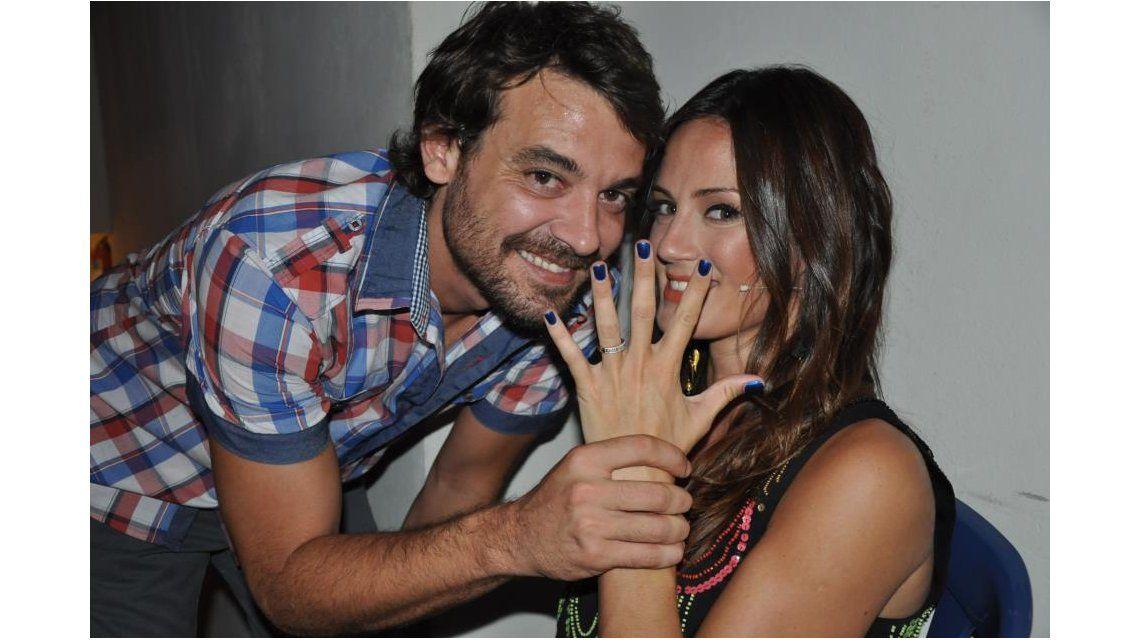 Confirmado: Paula y Peter ¡comprometidos!