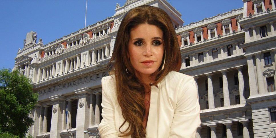 Flor Peña y la segunda parte de su video hot: elige el silencio y recurre a la justicia