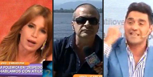 El conventillo de la televisión: Atilio Veronelli vs el equipo de Dale la tarde