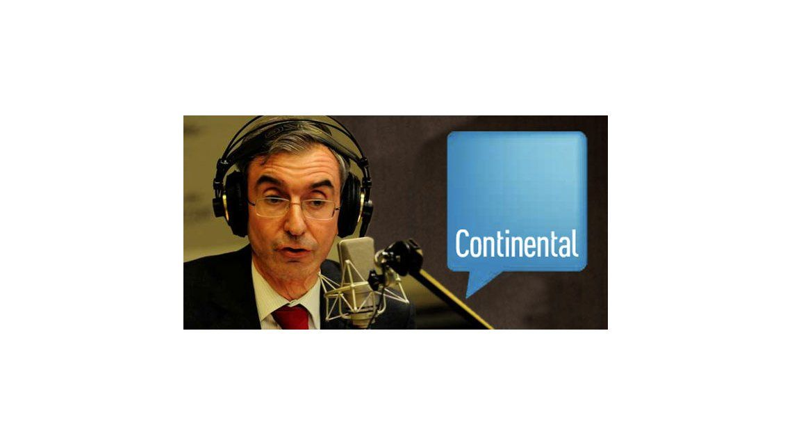 Se aleja la posibilidad del pase de Nelson Castro a radio Continental