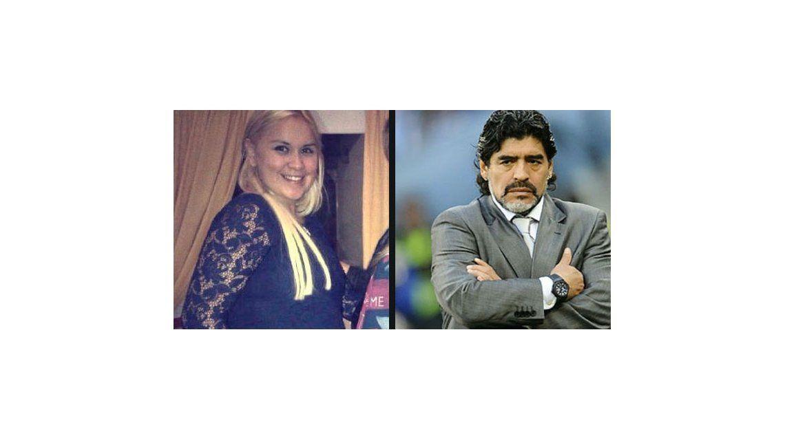 Maradona: Tuve un hijo y es muy lindo