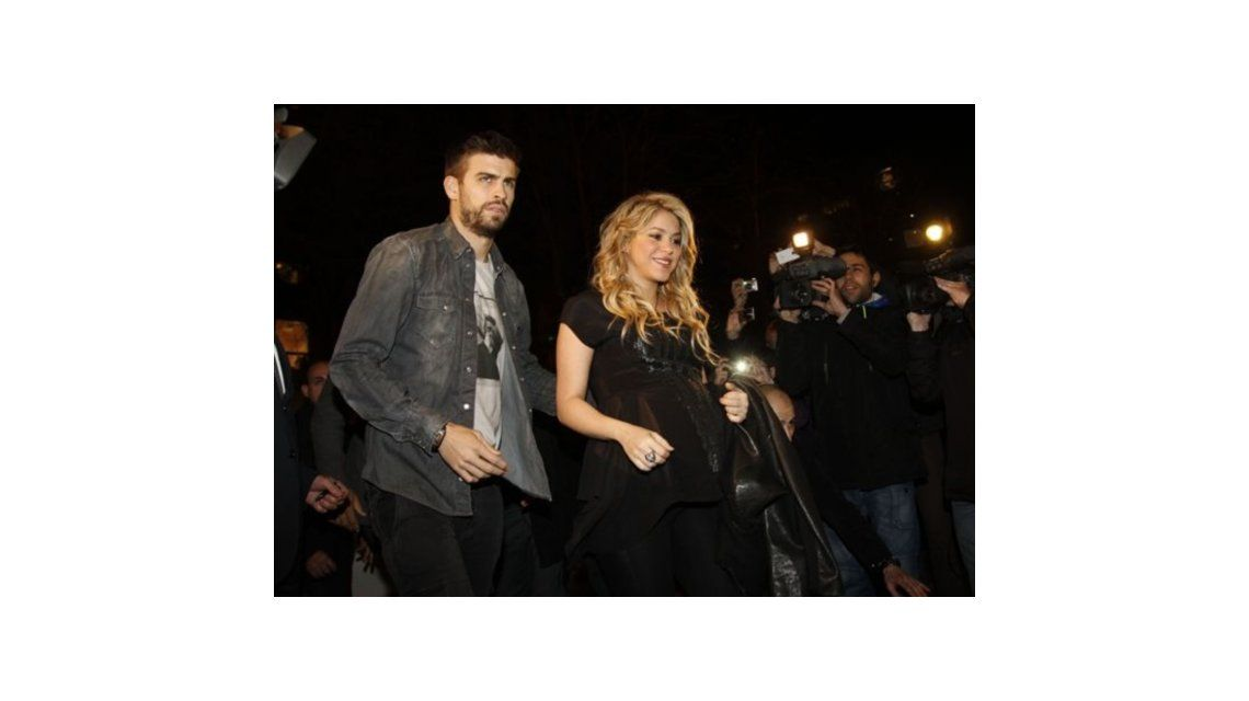 Shakira y Piqué organizan un baby shower virtual solidario para sus fans