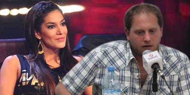 Silvina Escudero y Cayetano enamorados y juntos en Villa Carlos Paz