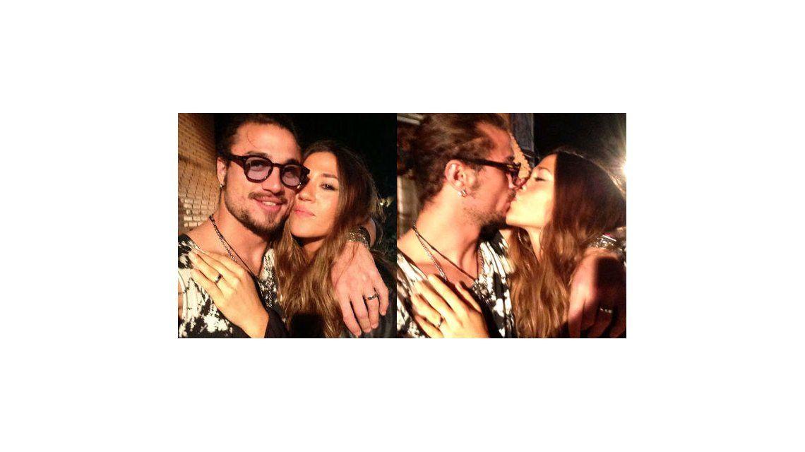 Jimena Barón reveló cómo fue su accidentado primer beso con Daniel Osvaldo