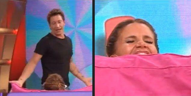 La divertida parodia del video de Flor Peña en Dale la tarde