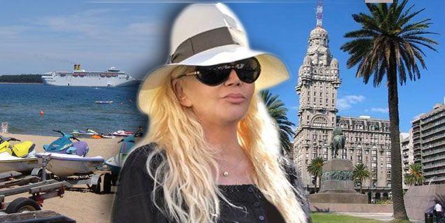 Susana, como muchos famosos, pasará Semana Santa en Punta del Este