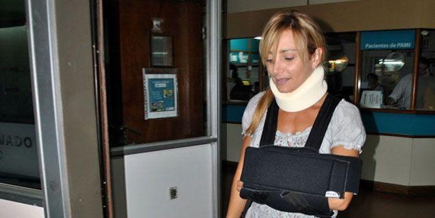 Andrea Ghidone se recupera de su caída y duda en volver a hacer el cuadro del aro
