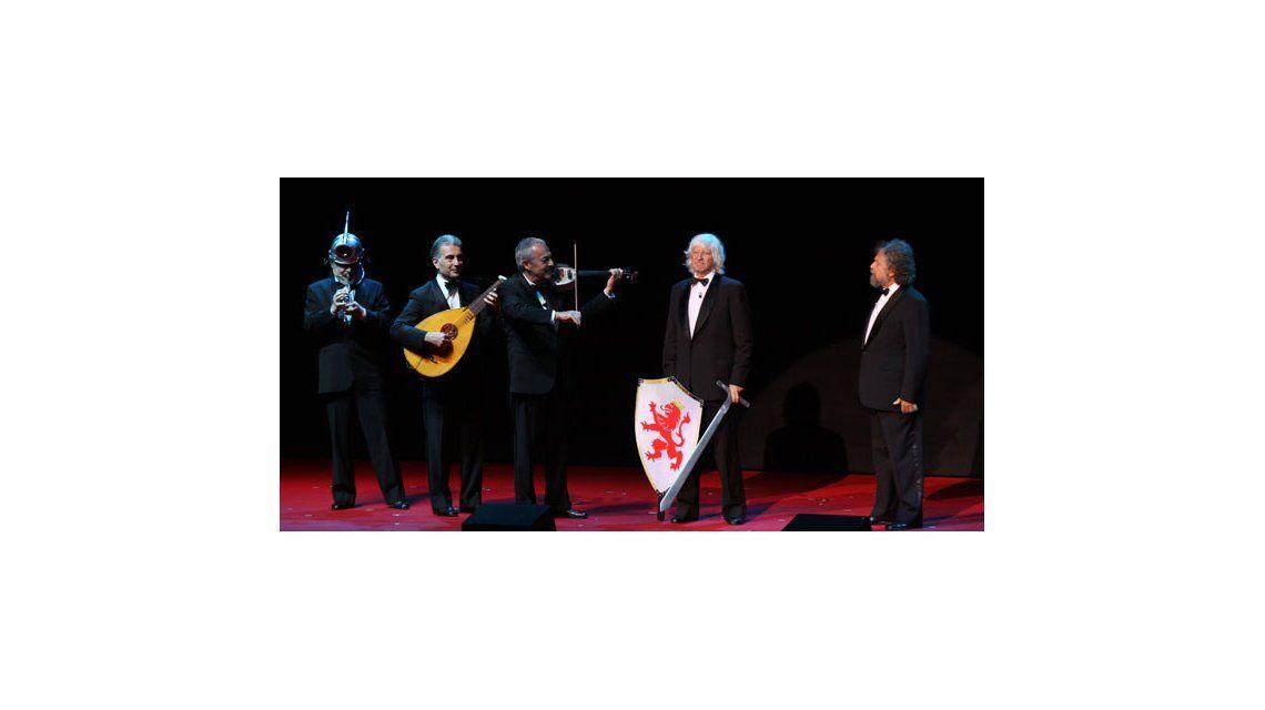 Vuelve el humor: Les Luthiers regresa al teatro