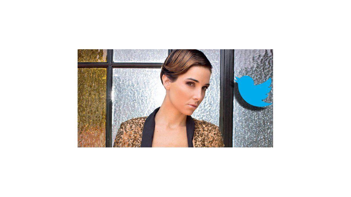 Cansada de la violencia, Juana Viale abandona Twitter