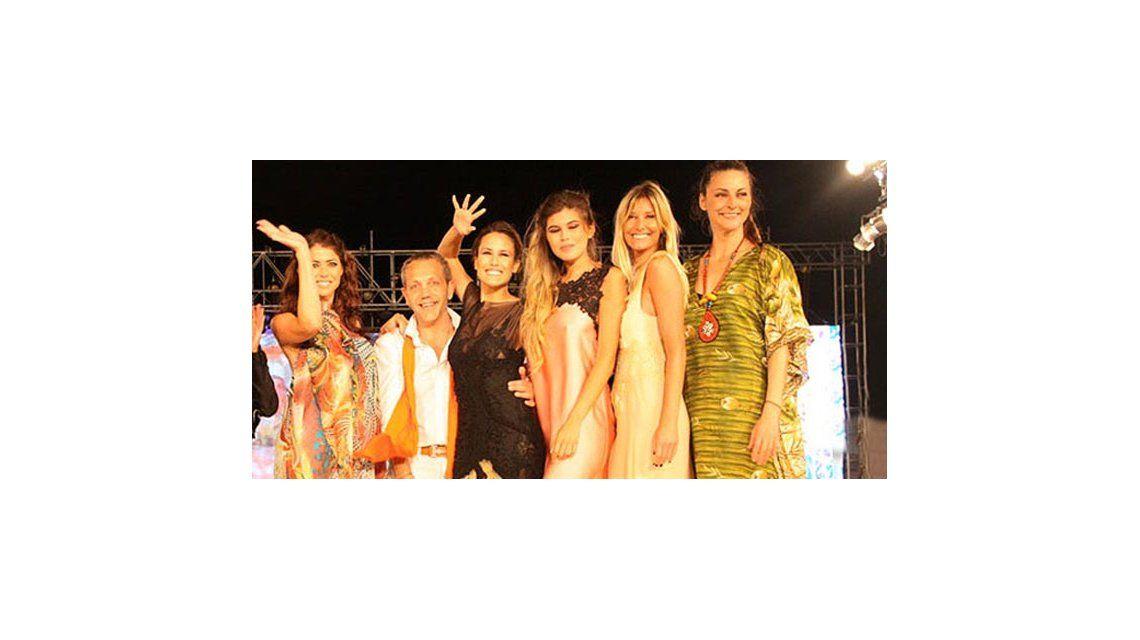Se viene el Pinamar Moda Look, con Loly Antoniale, Nicole y más modelos