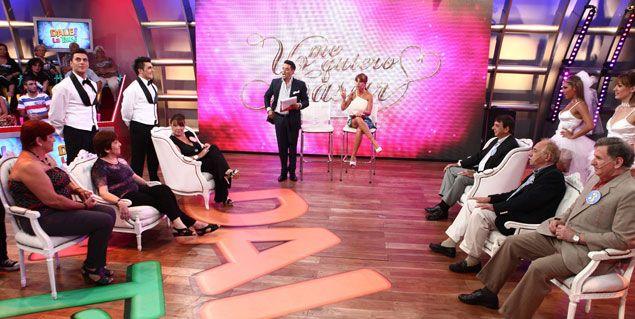 El regreso de Yo me quiero casar a la televisión argentina