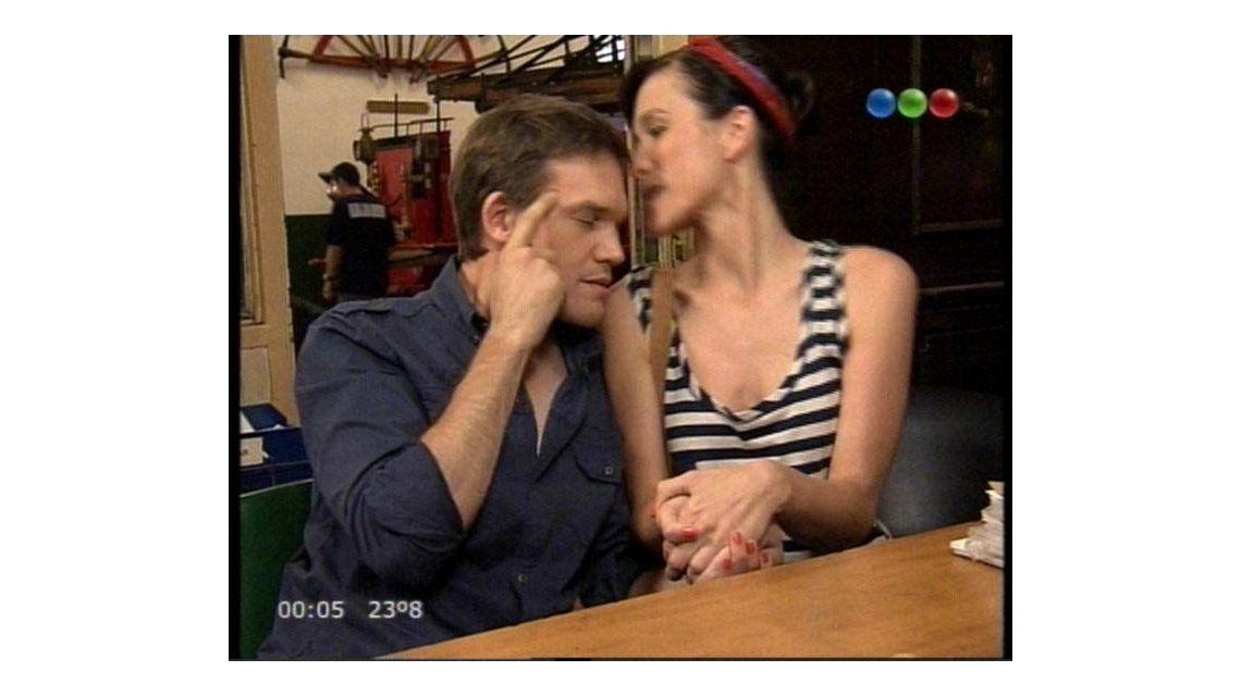 Noche de ficciones: Sos mi hombre, Dulce amor y Mi amor mi amor