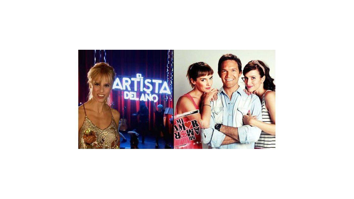 Los ratings de la noche del lunes: Mi Amor Mi Amor 13.3; El Artista del Año 9.5