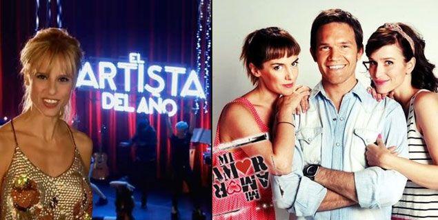 Los ratings de la noche del lunes: Mi Amor Mi Amor 12.9; El Artista del Año 10.9