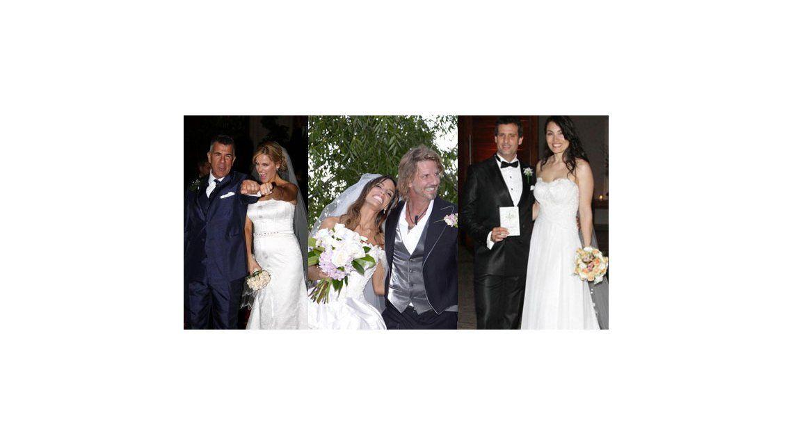 2012 lleno de casamientos, el año del amor