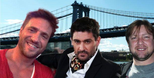 Estos dos hombres acusan a Hernán Piquín y se defienden en las redes sociales