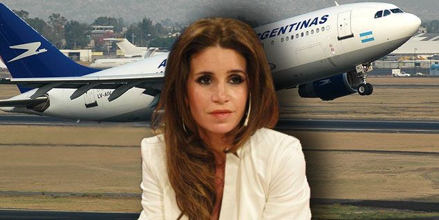 Florencia Peña, luego del escándalo del video hot, se fue del país