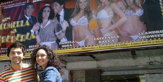 Sin comerla ni beberla llega  a la calle Corrientes