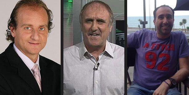 Gendler, el Ruso Verea y Anello, los nuevos hombres del deporte de Mitre