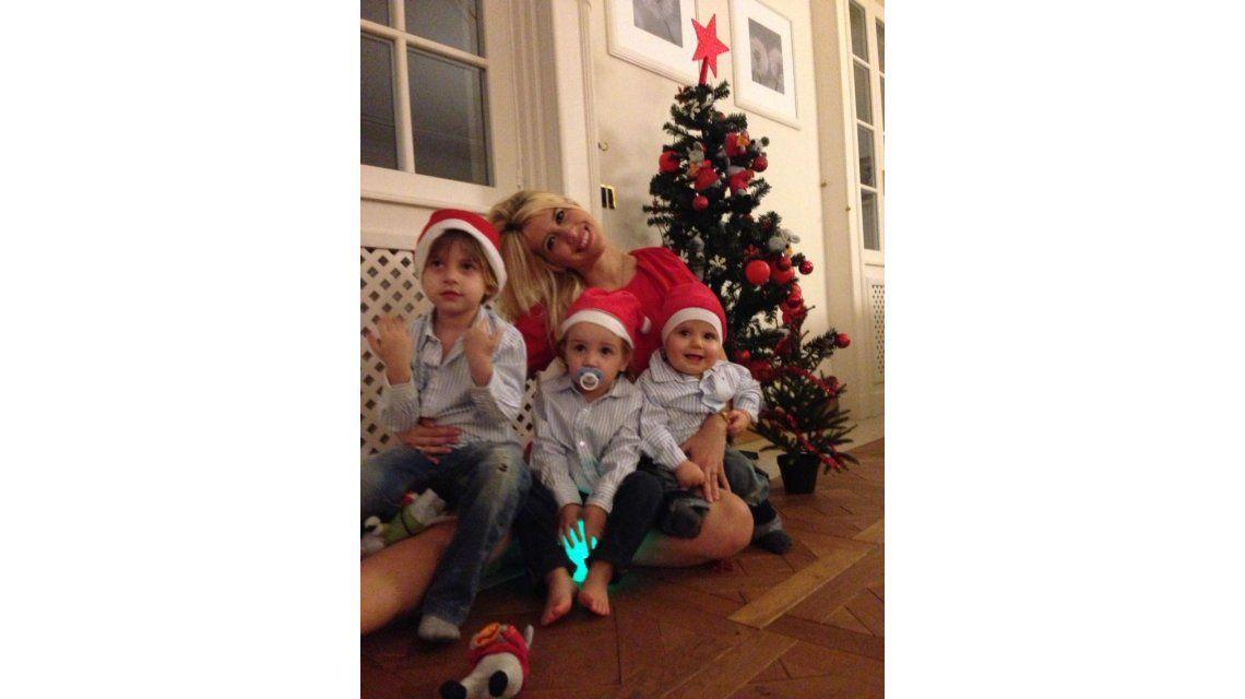 El saludo de los famosos en Navidad