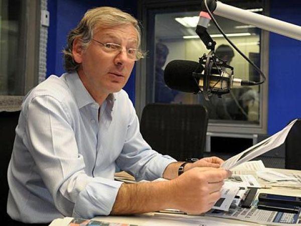 Longobardi habló de su salida de radio 10