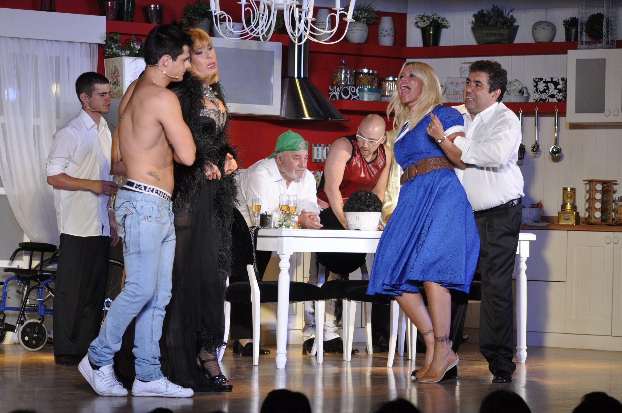 Nazarena Vélez y un debut soñado