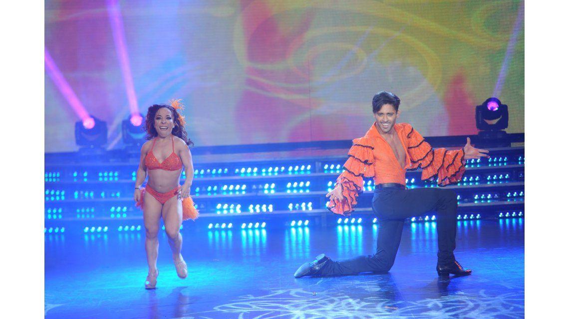Piquín y Noelia, bicampeones del Bailando 2012, con picos de 35 puntos de rating