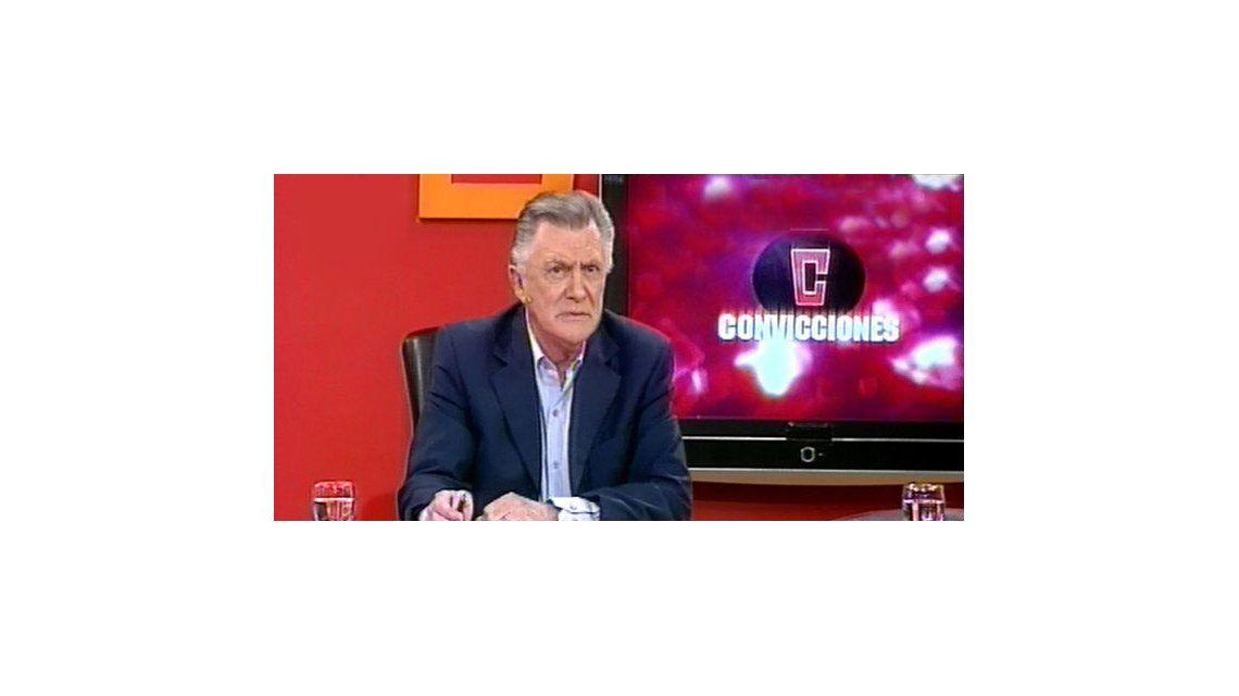 Escándalo en el programa de Lucho Avilés: los panelistas fueron despedidos