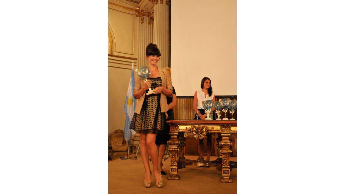 Griselda Siciliani, embajadora italiana 2012