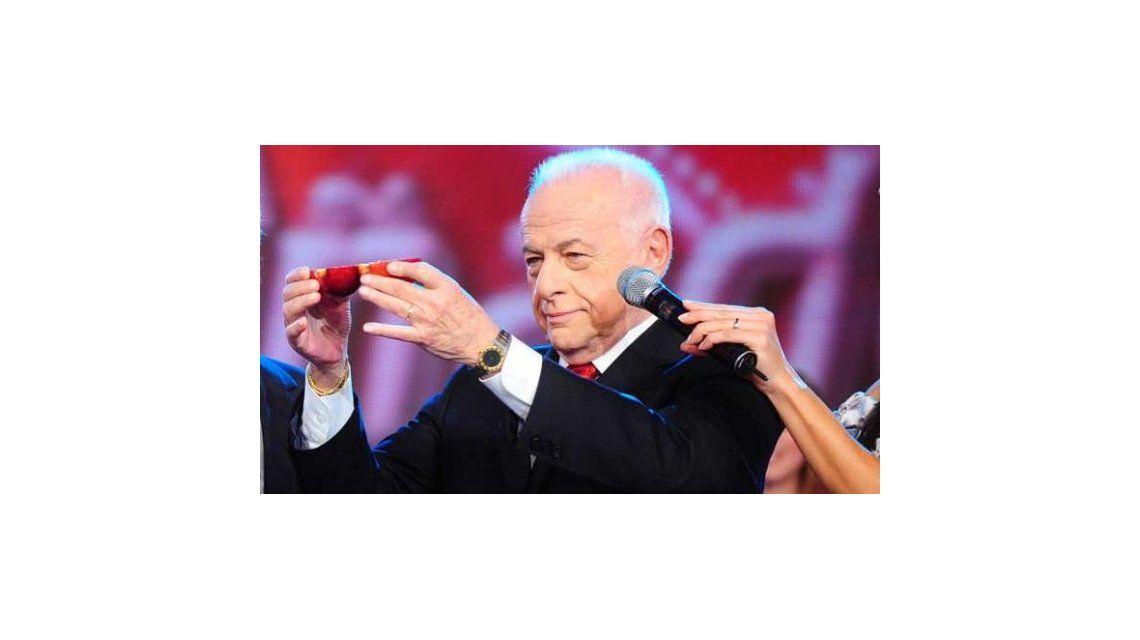 Gerardo Sofovich vuelve con La noche del domingo en el 2013