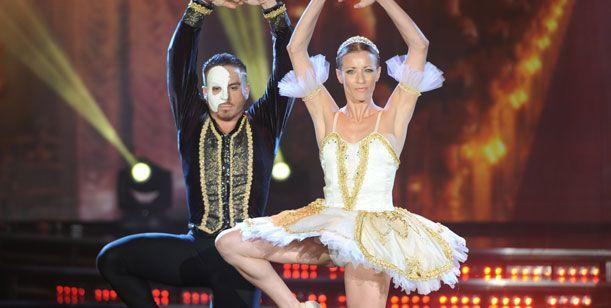 Bailando 2012: Paula y Peter le ganaron el duelo telefónico a la sueca Larsson