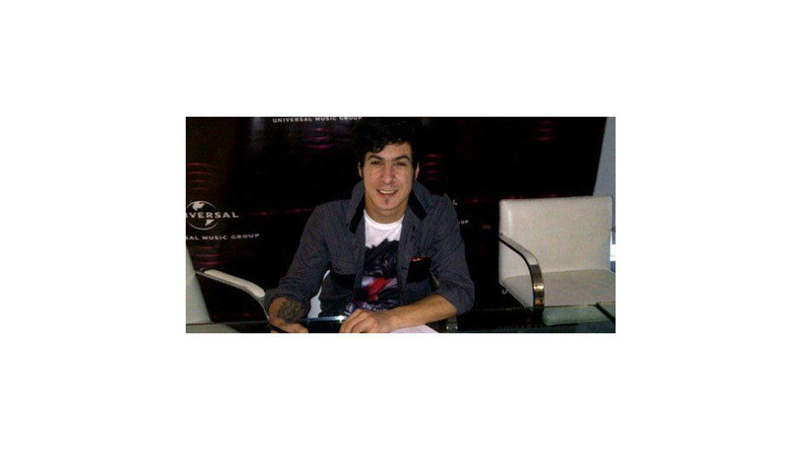 Mateo Iturbide, de La Voz Argentina, ya tiene su disco: Estoy feliz de la vida