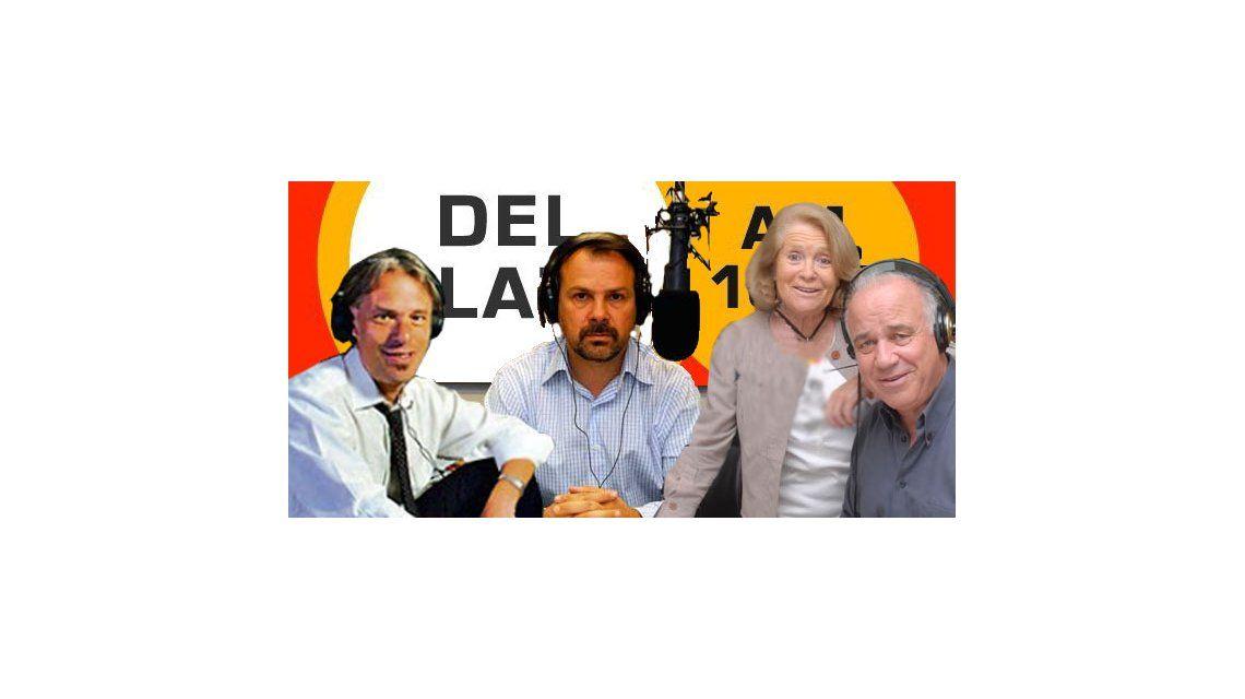 Más pases de radio: Del Plata y las figuras confirmadas para el 2013