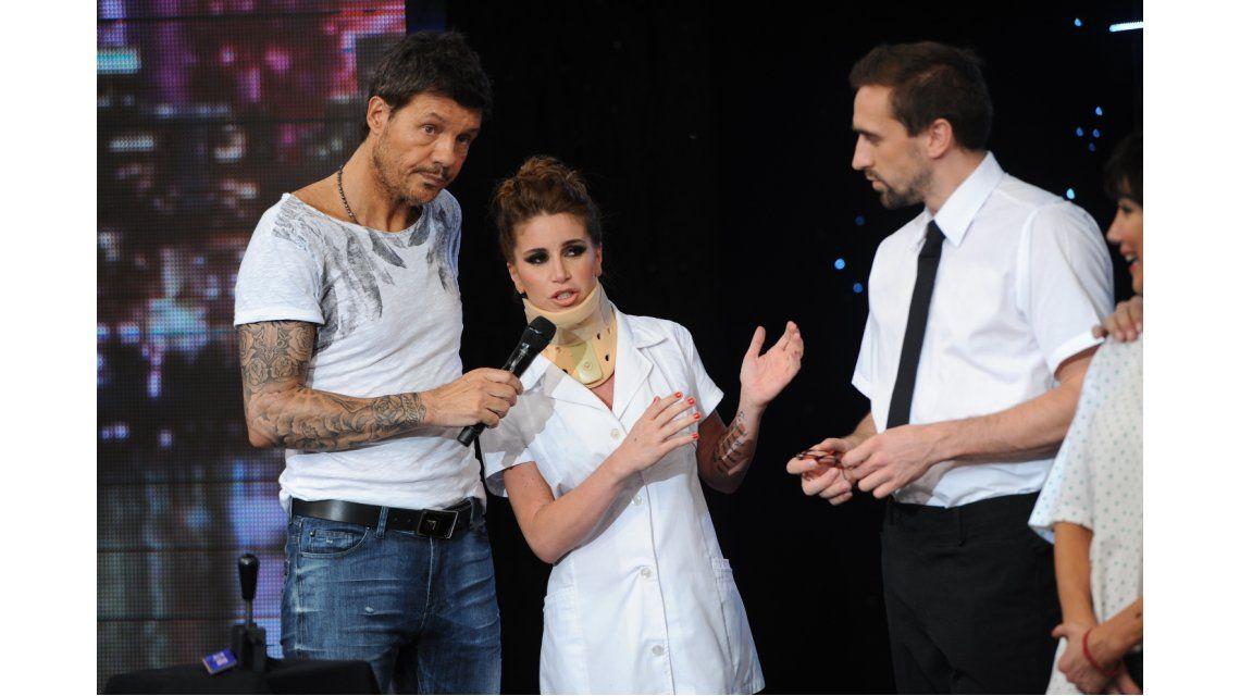 Todos contra todos en el Bailando 2012 por la polémica de los reemplazos