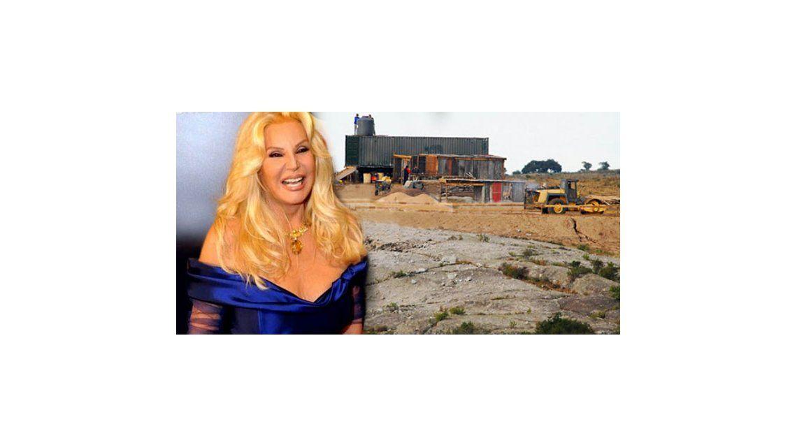 Susana quiere festejar su cumpleaños 69, inaugurando su nueva mansión