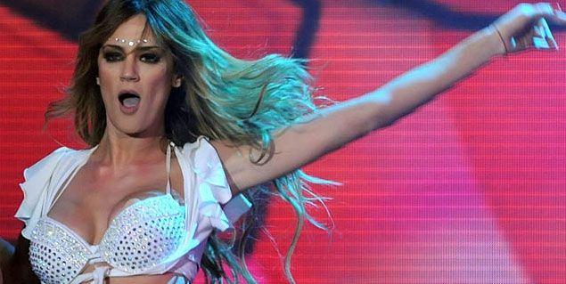Paula Chaves: Si pasamos de ronda, el lunes bailo en la semifinal