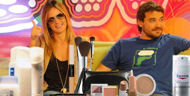 Los secretos de belleza de Pedro Alfonso contados por Paula Chaves
