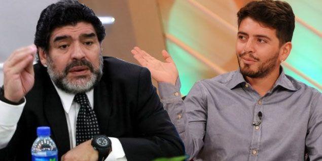 Polémica en puerta: ¿Diego Junior es hijo de Maradona?
