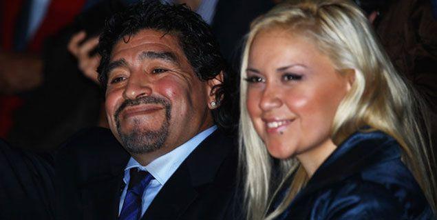 Verónica Ojeda: Diego es el padre de mi hijo y nunca hablaré mal de él