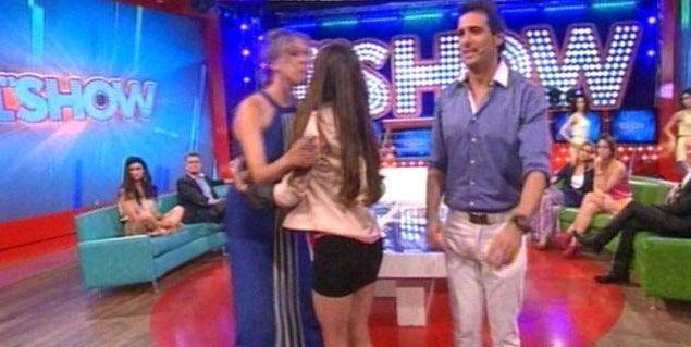 Magui Bravi se reconcilió con José María Listorti y volvió a Este es el Show