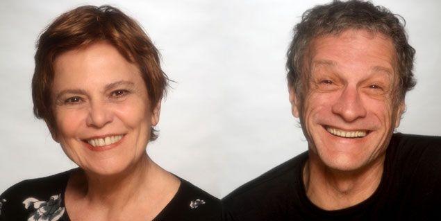 Leonor Manso y Daniel Fanego, juntos al teatro