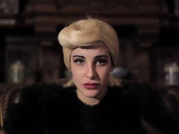 Charlotte Chantal Caniggia, debuta como actriz fetiche de un diseñador
