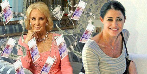 Pamela David: Mirtha pidió 800 mil pesos para hacer los almuerzos