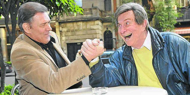 Silvio Soldán recordó a su amigo Jorge Rossi: Fue una maldita enfermedad
