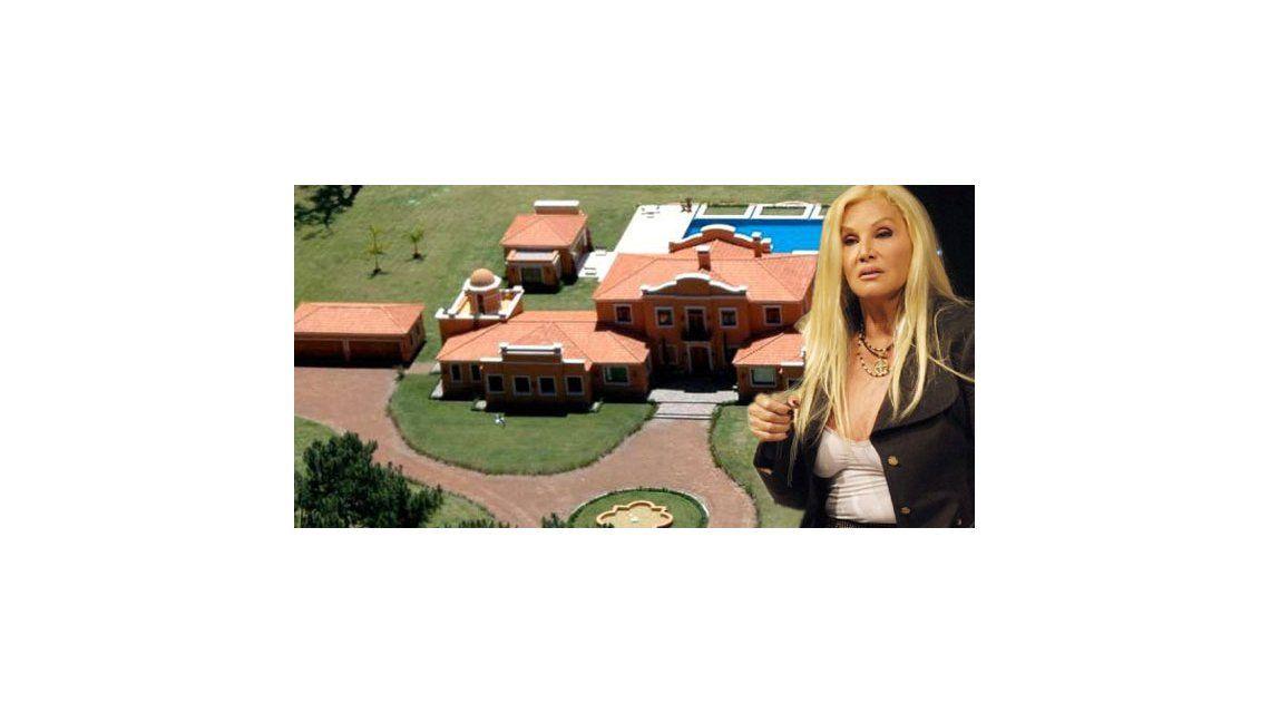 Susana Giménez recibió una oferta de US$ 22 millones por La Mary, su chacra en Punta